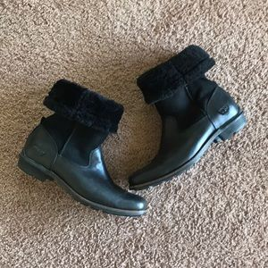 UGG Fold Over Boots